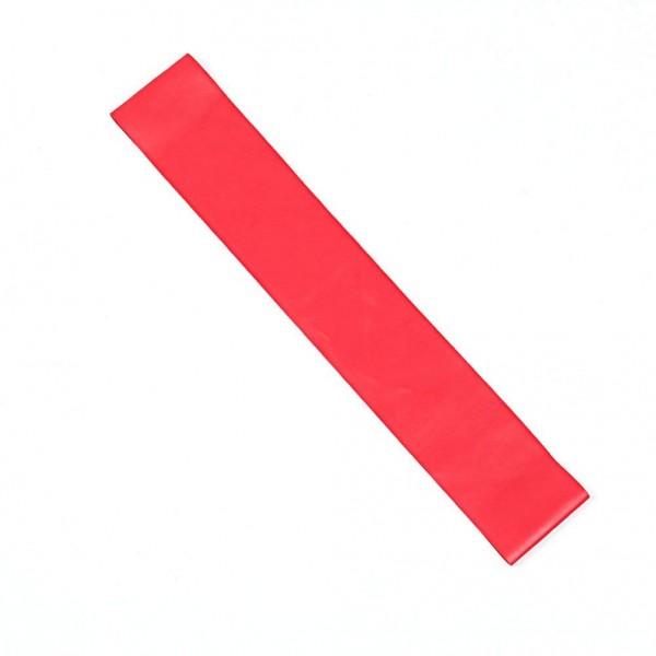 Elastična Traka, Crvena, 25 x 5 cm x 1,05 mm
