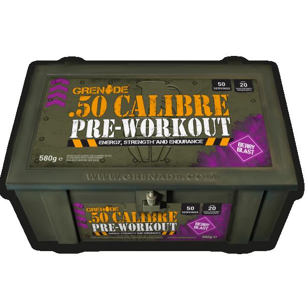 50 Calibre AMMO box 580 g Šumsko voće