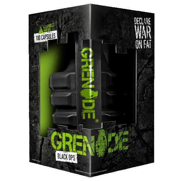Grenade Black Ops 100 cap