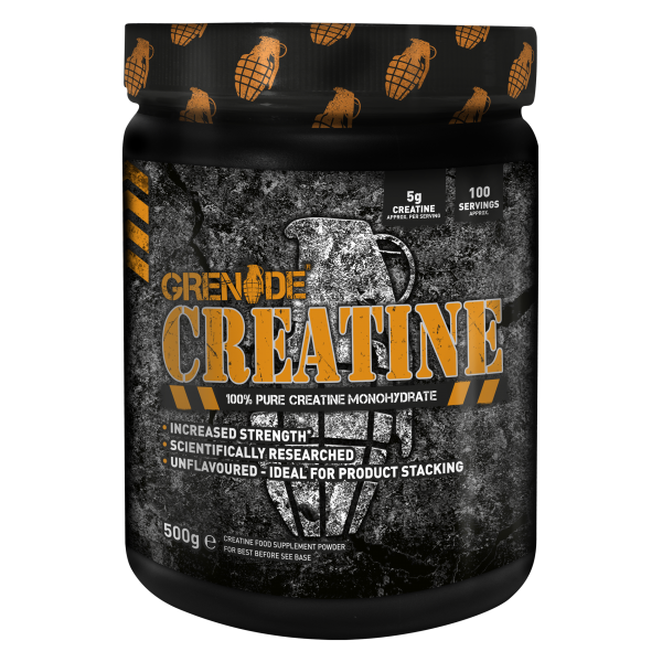 Grenade Essential Creatine 500 g