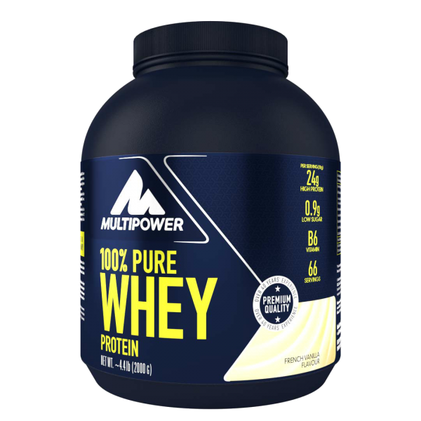100% Pure Whey, French Vanilla, 2 kg