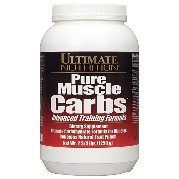 Pure Muscle Carbs, 1,25kg