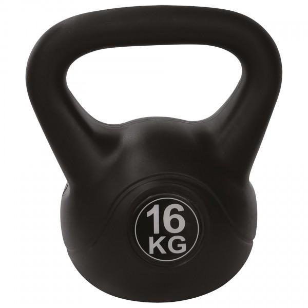 Kettlebell, Rusko zvono, 16 kg, PVC