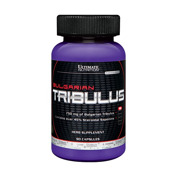 Ultimate Nutrition Bulgarian Tribulus, 90 kap