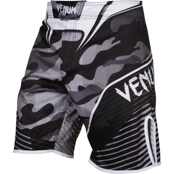 Borilački šorts Venum Camo Hero B/W XL
