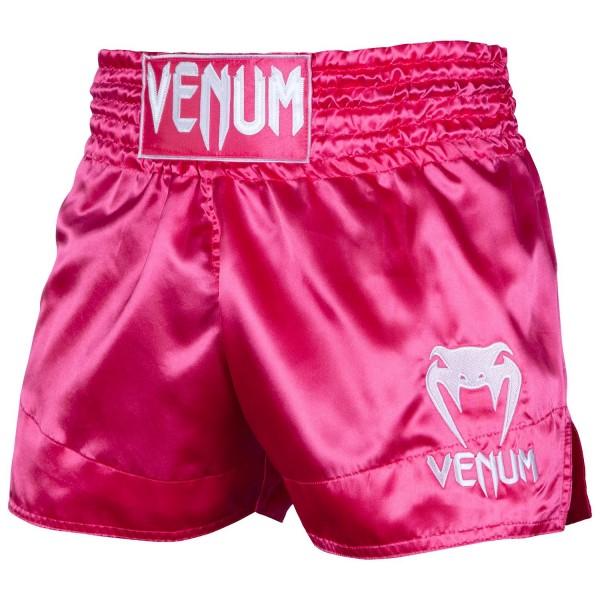 Venum šorts Muay Thai Classic Pink M