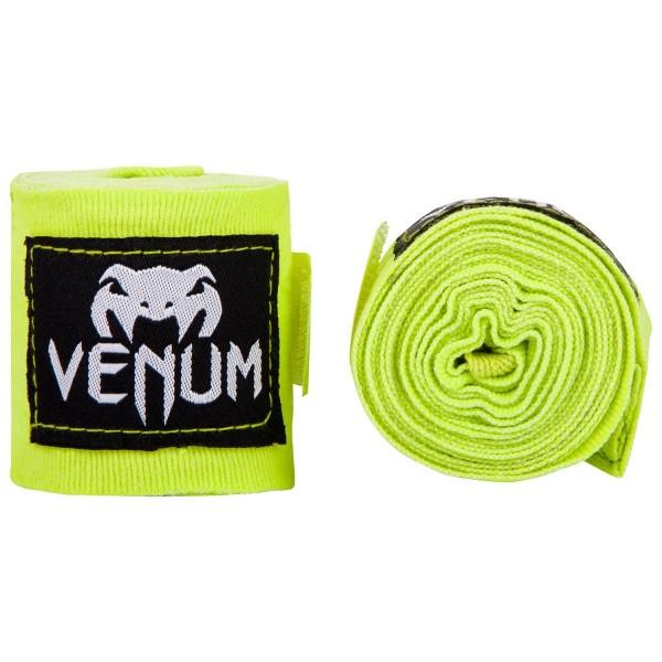 Bandažeri Venum Kontact Fluo/žuti 4m