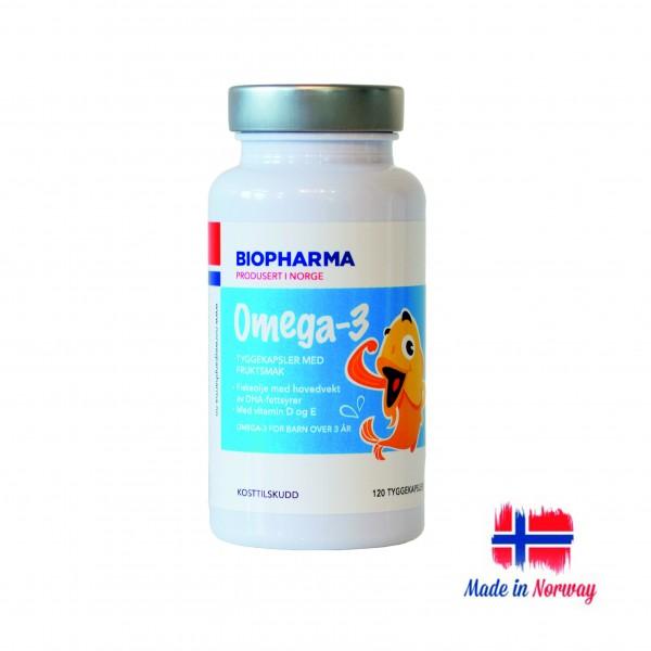 Norveška Omega-3 za decu