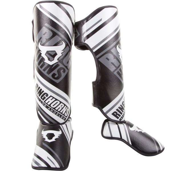 RingHorse Štitnici Za Noge Nitro Insteps crni M