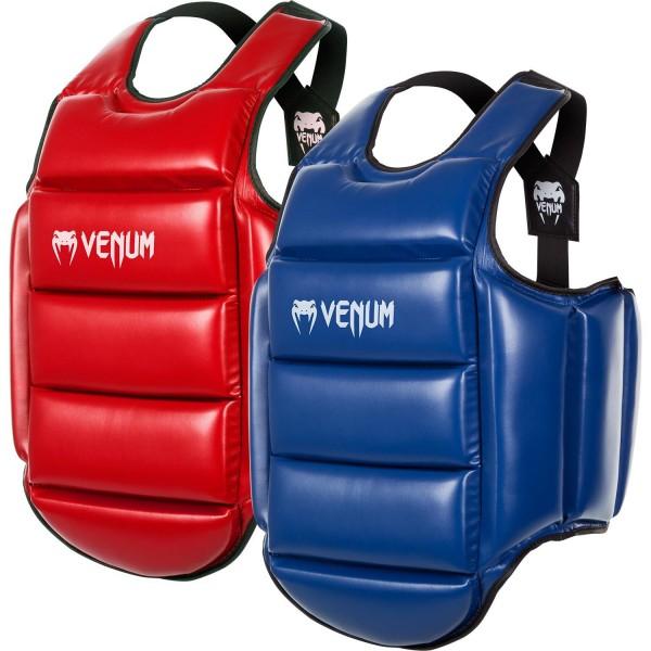 Venum Karate Štitnik za Telo plavo/crven L