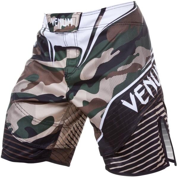 Borilački šorts Venum Camo Hero G/B XL