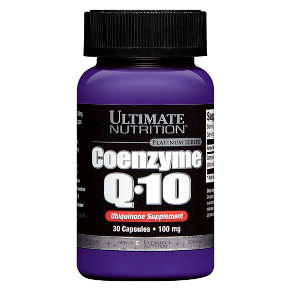 Co Enzyme Q-10 30 cap, 100 mg