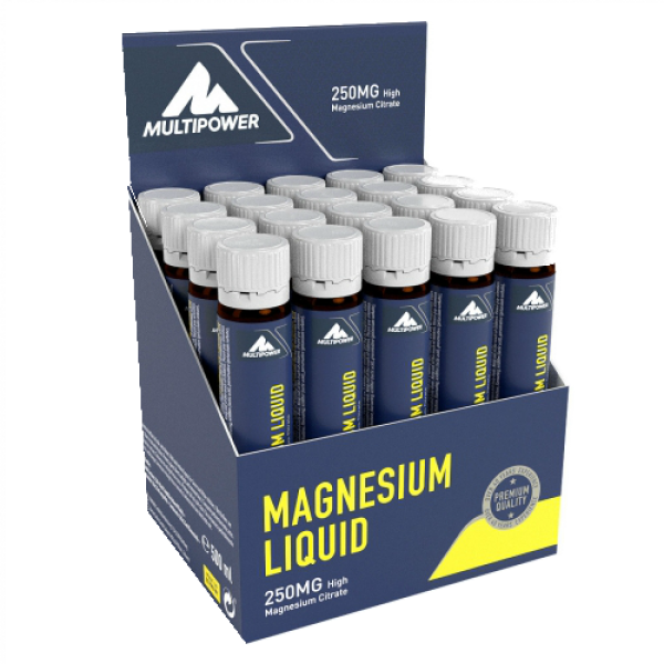 Magnesium Liquid, 25 ml