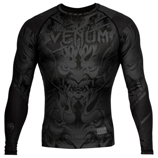 Venum Devil Rashguard DR B/B XL