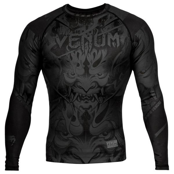 Venum Devil Rashguard DR B/B L