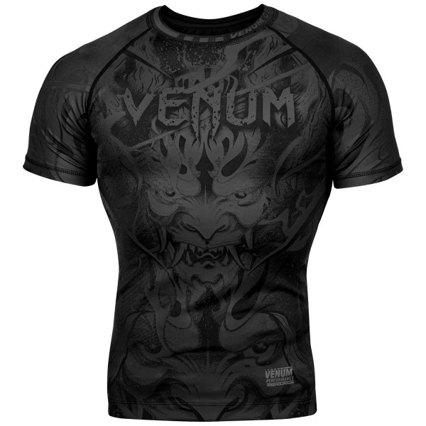 Venum Devil Rashguard KR B/B M