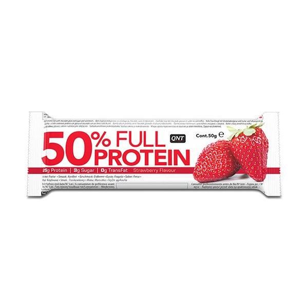 Full Protein Bar Jagoda 50 g