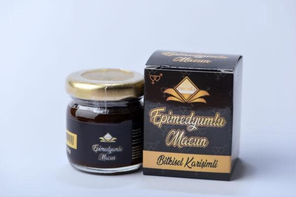 Macun med za potenciju 240 g - Epimedium macun