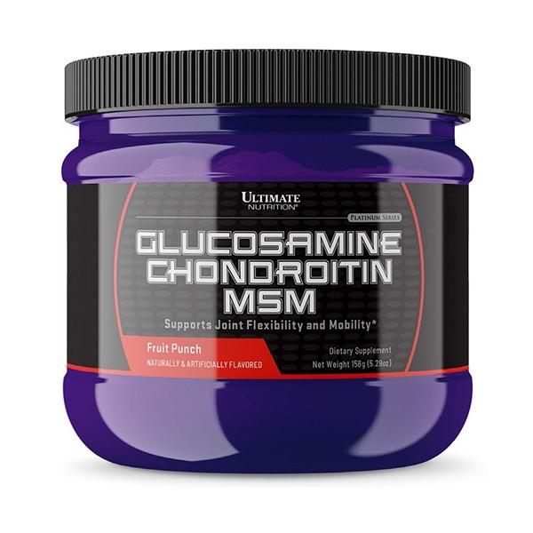 Glucosamine Chondroitin MSM, 158 g