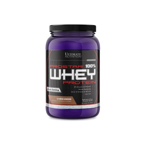 Ultimate Nutrition - 100% Whey Prostar, Cordamon, 907 g