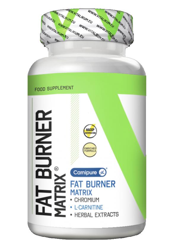Fat Burner Matrix 100 tbl