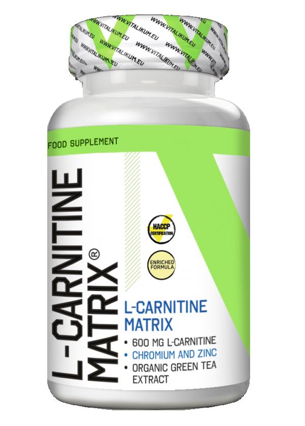 L Carnitine Matrix 90 tbl