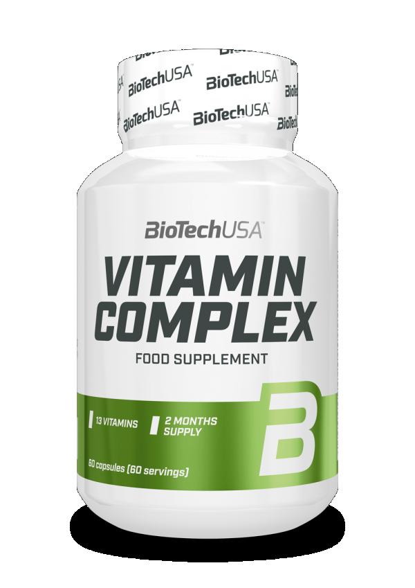 Vitamin Complex, 60 tbl