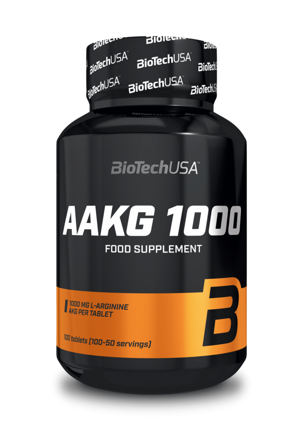 Arginin Akg, 1000 mg, 100 tbl