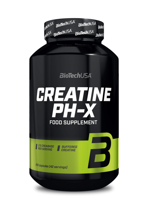 Creatine pH-X 210 cap