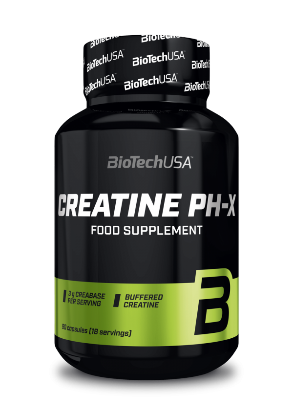 Creatine pH-X 90 cap