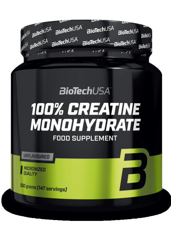 100% Creatine Monohydrate 500 g