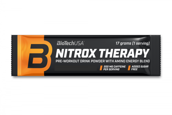 Nitrox Therapy, Brusnica, 17 g