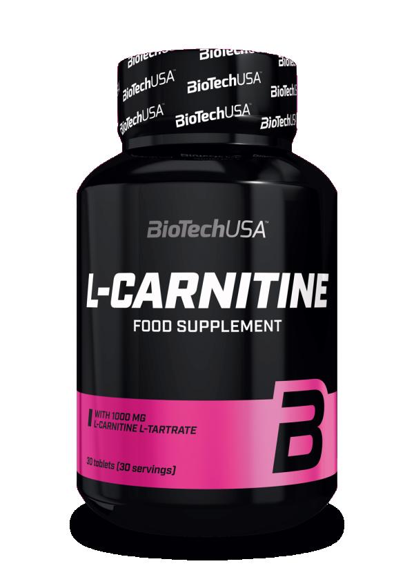 L-Carnitine 1000 mg 30 tbl