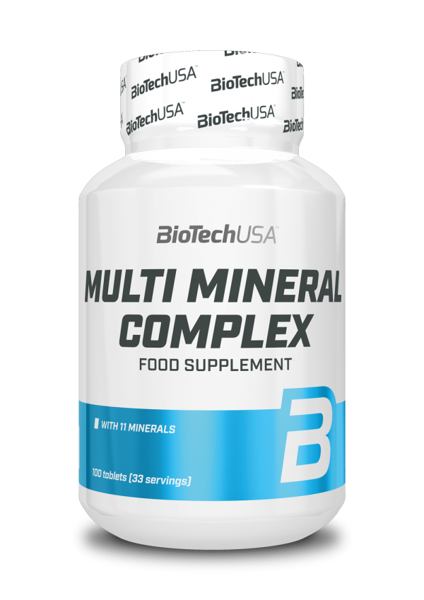 Multimineral Complex, 100 tbl