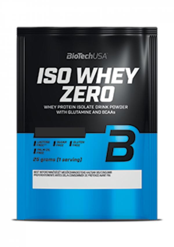 Iso Whey Zero, Tiramisu, 25 g