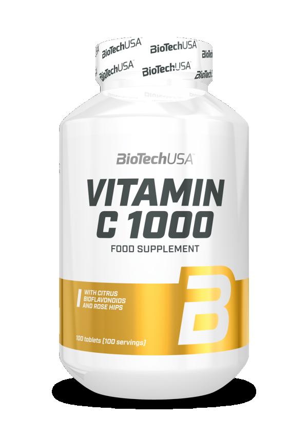Vitamin C 1000 mg 100 tbl
