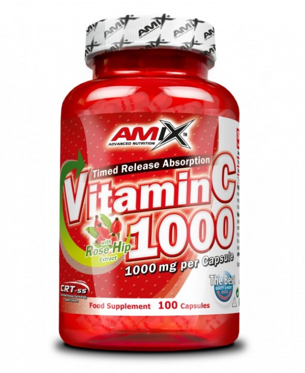 Vitamin C 1000 mg 100 caps