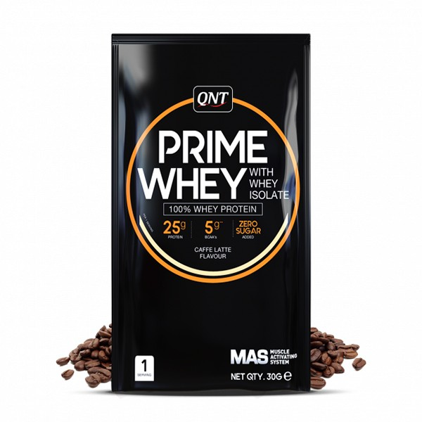Prime Whey 30g Caffe-Late