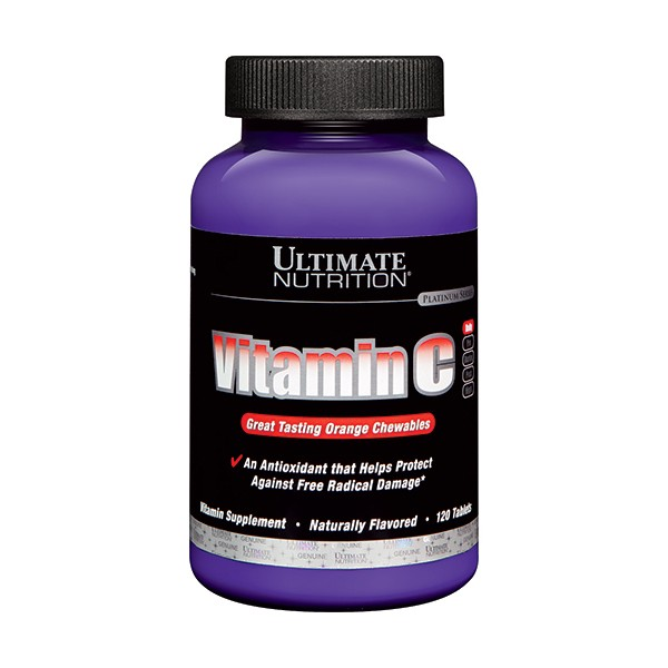 Vitamin C 500 mg 120 tbl