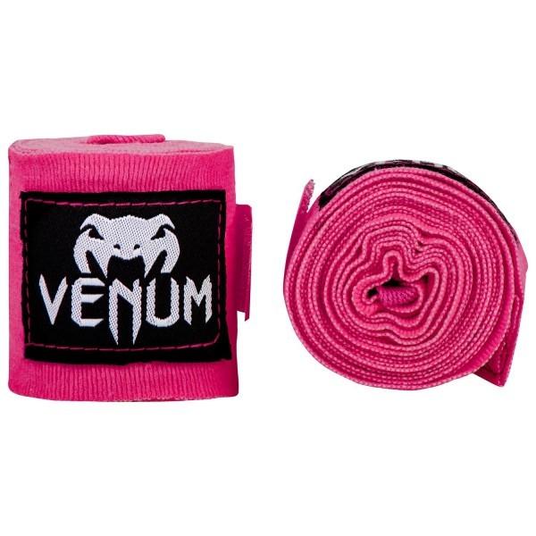 Bandažeri Venum Kontact Pink 2,5m