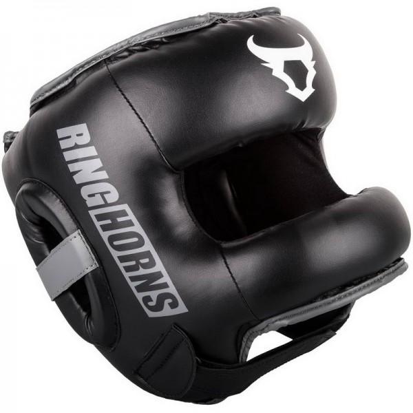 Zaštitna Kaciga Ring Horns Nitro Black