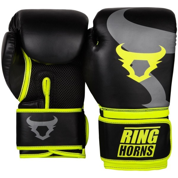 Rukavice Za Boks Ring Horns Charger B/Y 16OZ