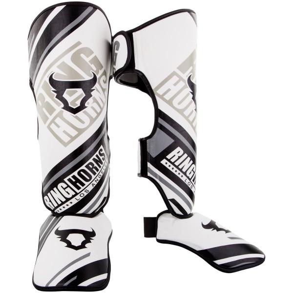 RingHorns Štitnici Za Noge Nitro Insteps Beli XL