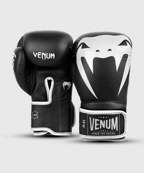 Rukavice Venum Giant 2.0 Pro B/W 10 OZ