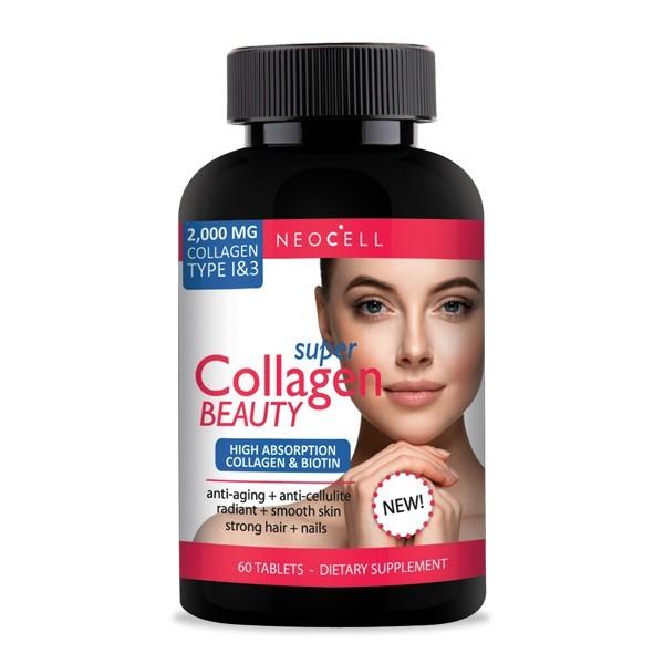 Super Collagen Beauty, 60 tbl