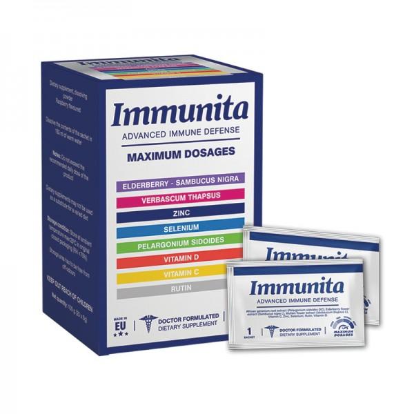 Immunita, 20 kesica