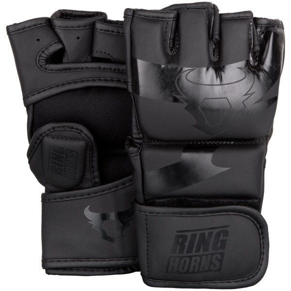 RingHorns Rukavice MMA Charger Crno/Crne L/XL