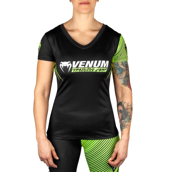 Venum Training Camp 2.0 Majica L B/Y