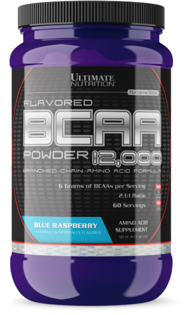 Ultimate Nutrition BCAA  Powder, Kupina, 457 g