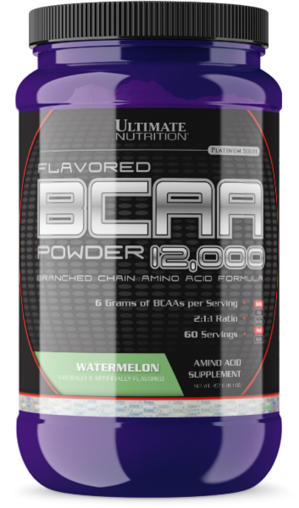 Ultimate Nutrition BCAA Powder, Lubenica, 457 g